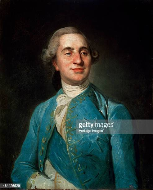 'Portrait of the King Louis XVI', 1770s. Louis succeeded his father Louis XV as king in 1774 and was crowned on 11 June 1775. After the monarchy was...