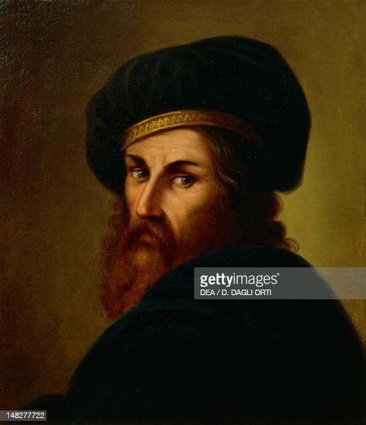 Portrait of the painter Ludovico Carracci, by Lattanzio Querena . ; Padova, Musei Civici Eremitani, Museo D'Arte Medievale E Moderna .