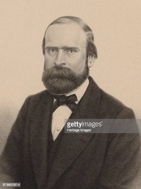 Portrait of the pianist and composer Alexander Dreyschock 1860 Private CollectionFine Art Images/Heritage Images/Getty Images