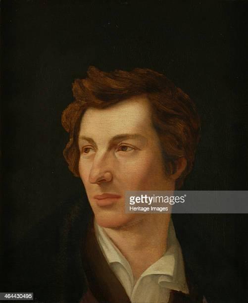 Portrait of the poet Heinrich Heine 1828 Found in the collection of the HeinrichHeineInstitut Düsseldorf