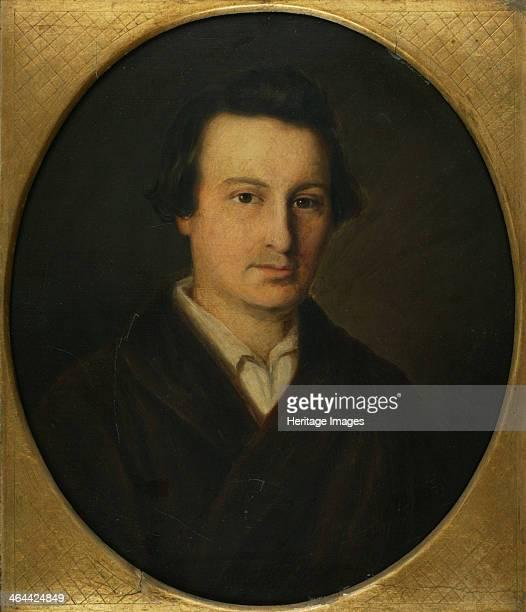 Portrait of the poet Heinrich Heine 1843 Found in the collection of the HeinrichHeineInstitut Düsseldorf