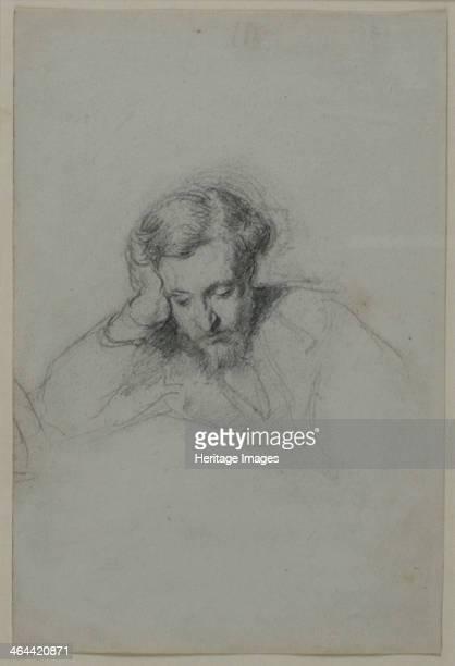 Portrait of the poet Heinrich Heine 1853 Found in the collection of the HeinrichHeineInstitut Düsseldorf