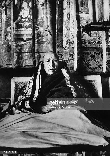 Portrait of the Regent of Tibet Dagzhag Ngawang SUNGRAB The DalaïLama and the Regent of Tibet were prevented from leaving Lhasa The opposing...