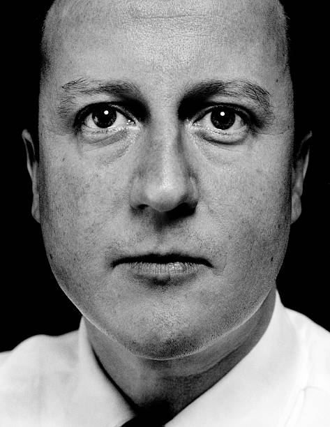 GBR: EXCLUSIVE: David Cameron By Tom Stoddart