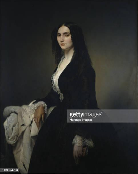 Portrait of the Singer Matilde Juva Branca Found in the Collection of Galleria d'arte moderna Milano