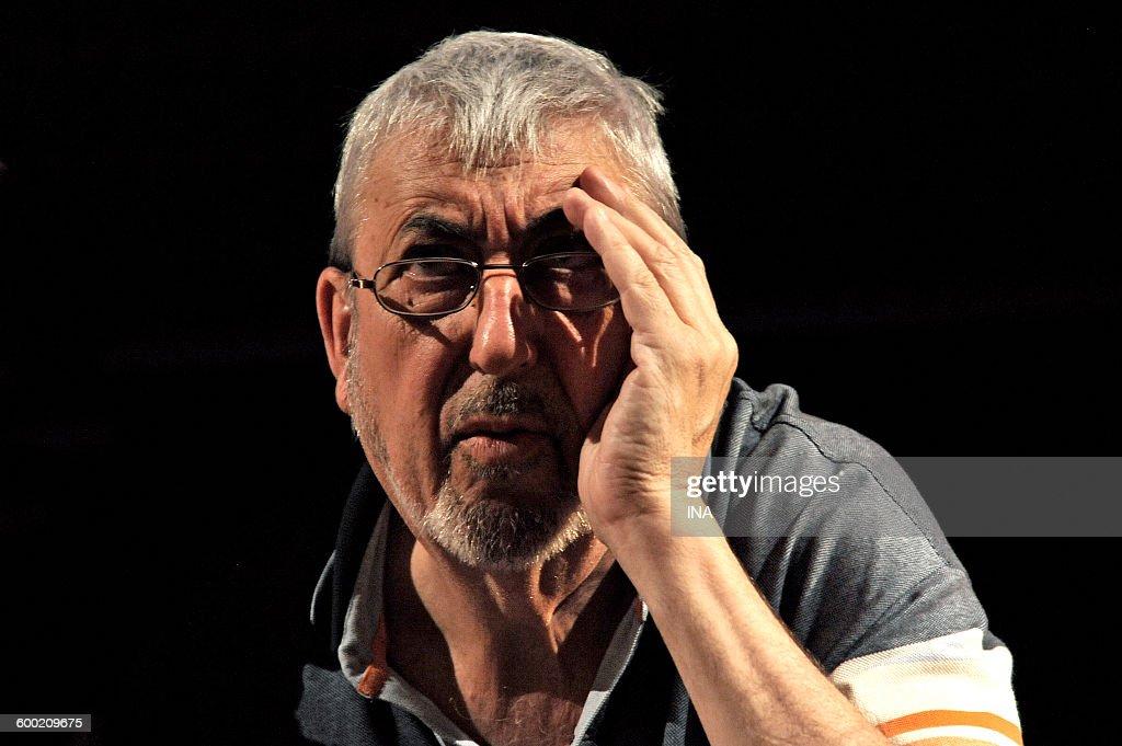 Portrait of the Spanish composer Eduardo Polonio during Live    News