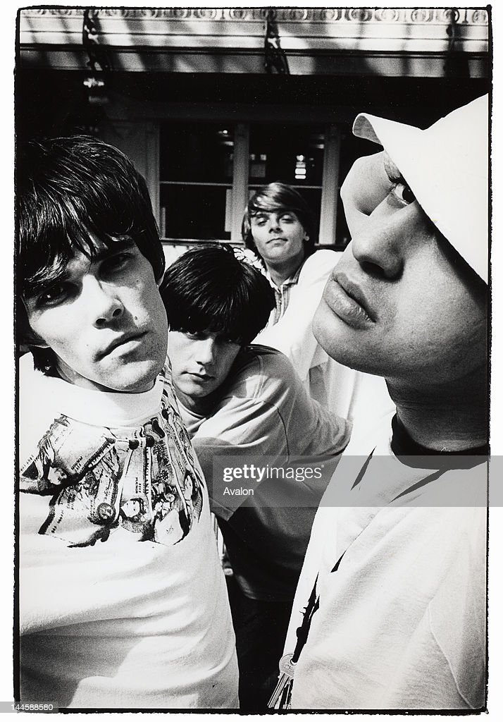 The Stone Roses - Portrait : News Photo