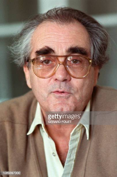Portrait of the virtuoso jazz pianist and famous music composer Michel Legrand taken on February 10 1989 at his Parisian home Michel Legrand was born...