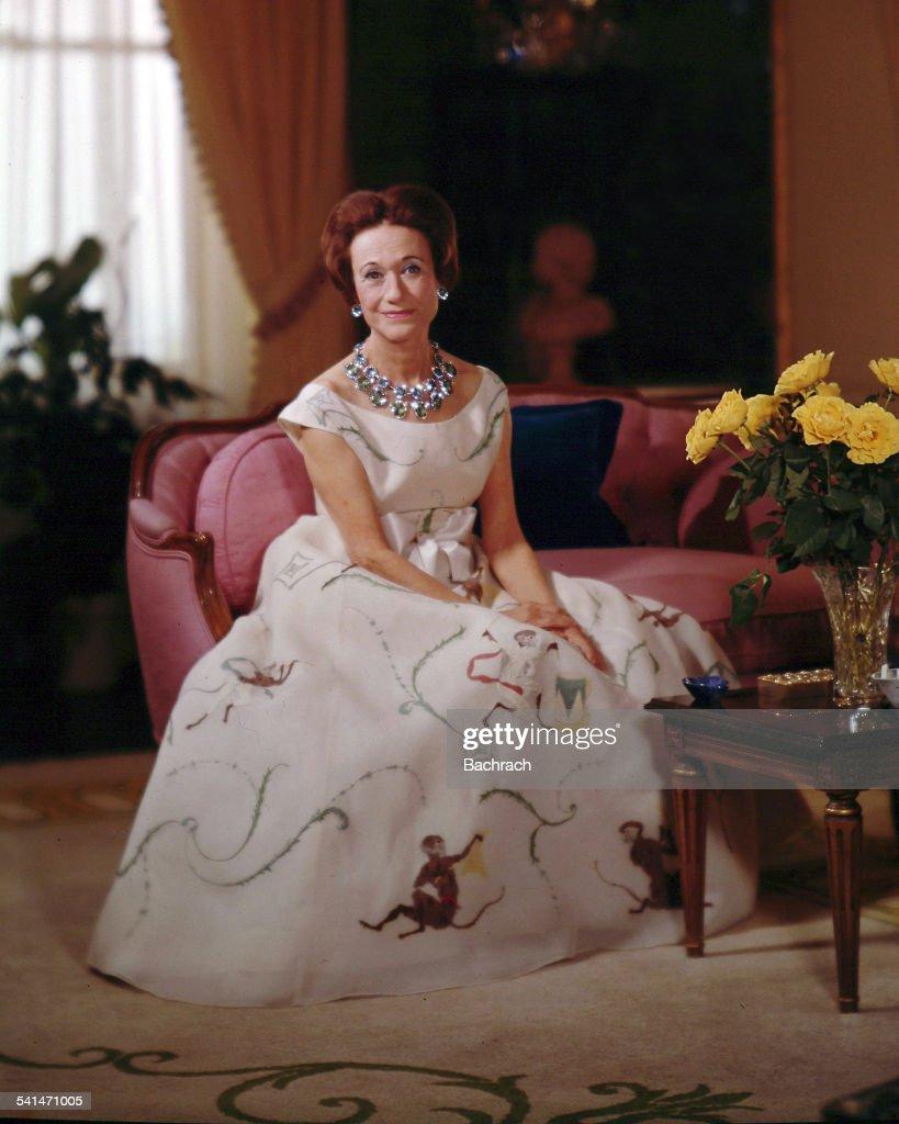 Duchess Of Windsor : News Photo