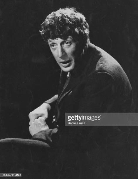 Portrait of theatre director Jonathan Miller August 16th 1964