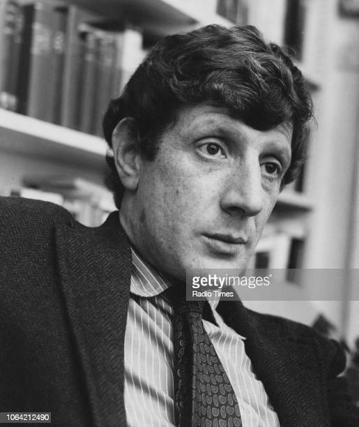 Portrait of theatre director Jonathan Miller September 2nd 1970
