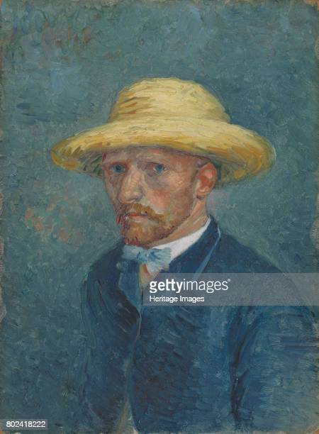 Portrait of Theo van Gogh 1887 Found in the collection of Van Gogh Museum Amsterdam