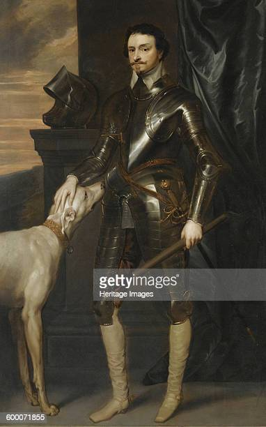 Portrait of Thomas Wentworth 1st Earl of Strafford c 1640 Private Collection Artist Dyck Sir Anthony van