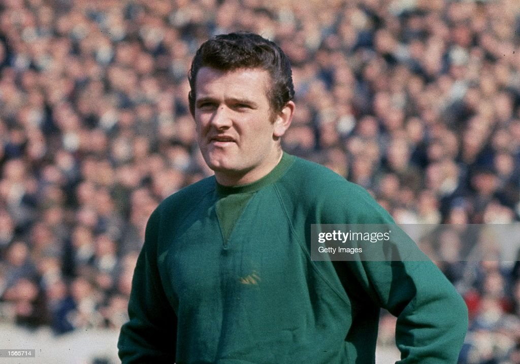 Portrait of Tommy Lawrence of Liverpool.. \ Mandatory Credit: Allsport UK /Allsport