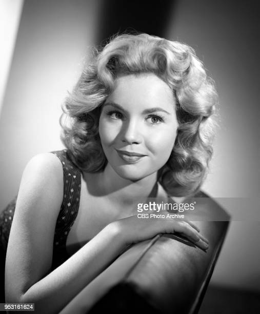 Portrait of Tuesday Weld She performs on the CBS television comedy series The Many Loves of Dobie Gillis June 19 1959 Los Angeles CA