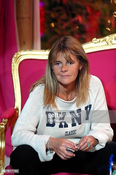 Portrait of TV producer Dominique Cantien