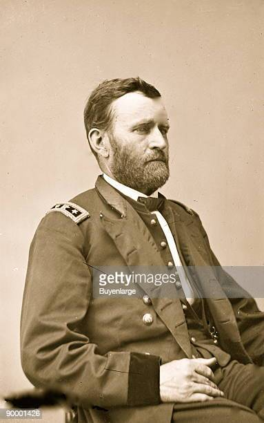 Portrait of Ulysses Simpson Grant