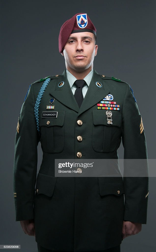 portrait of united states army airborne special forces