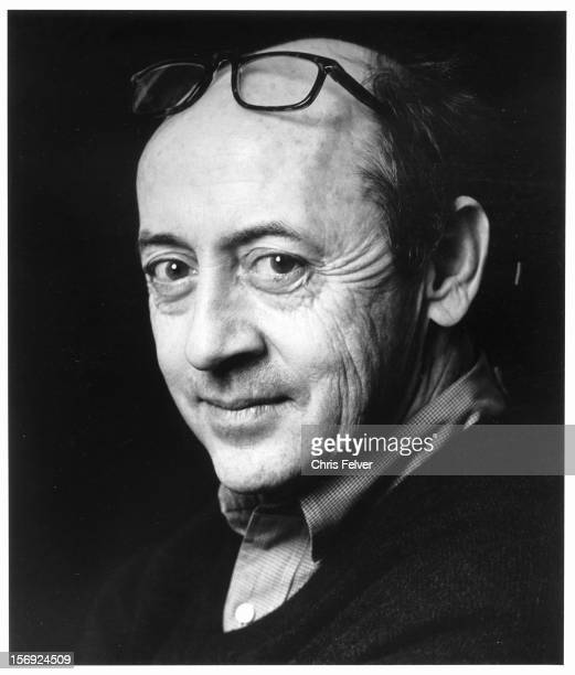 Portrait of US Poet Laureate Billy Collins New York New York 2001