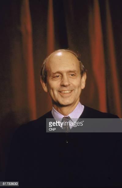 Portrait of US Supreme Court Associate Justice Stephen Gerald Breyer, December 11, 1994.