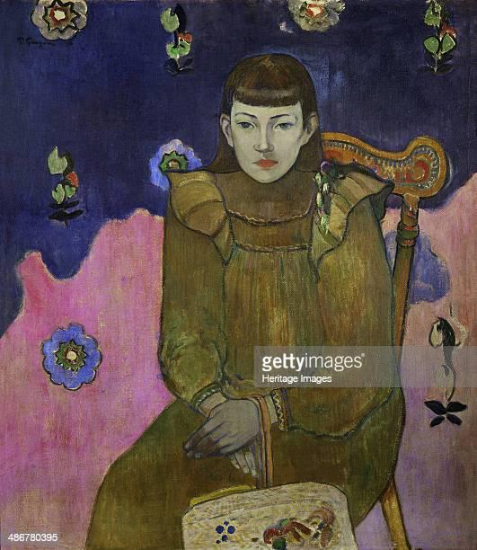 Portrait of Vaiite Goupil, 1896. Artist: Gauguin, Paul Eugéne Henri