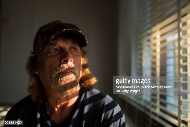 A portrait of Victor Hayes a survivor of the East Area Rapist in Carmichael Calif on Tuesday July 3 2018 Joseph James DeAngelo who was arrested more...