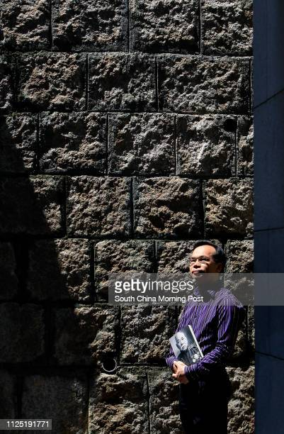 Portrait of Victor Zheng Wan-tai, assistant professor with the University of Hong Kong's Hong Kong Institute for Humanities and Social Sciences....