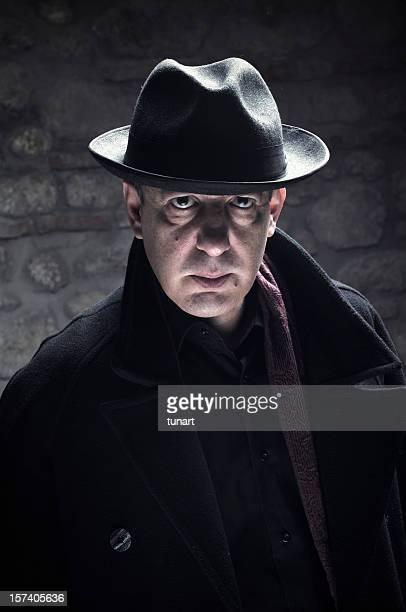 Portrait Of Villain