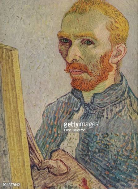 'Portrait of Vincent van Gogh' 18251828 Vincent Van Gogh Dutch painter The painting is part of the Chester Dale Collection National Gallery of Art...