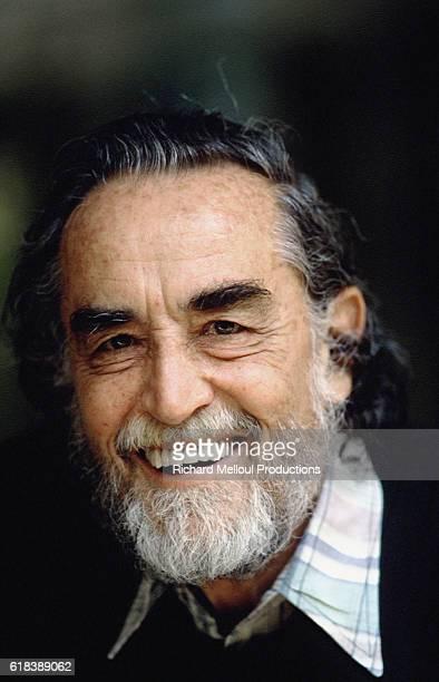 Portrait of Vittorio Gassman.