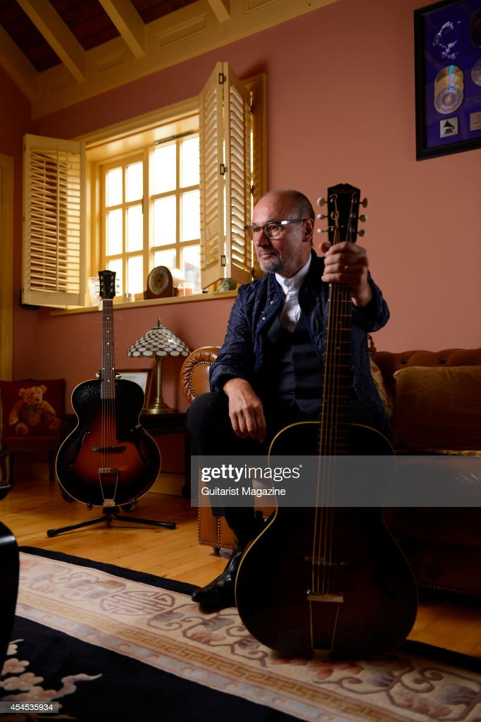 Andy Fairweather Low Portrait Shoot : News Photo