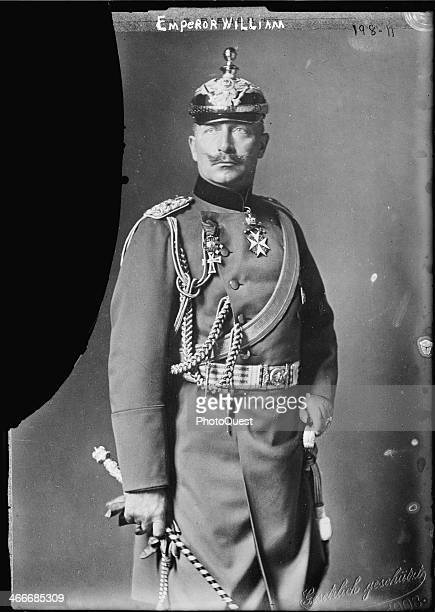 Portrait of Wilhelm II early 20th century He was he last German Emperor and King of Prussia who ruled from 15 June 1888 until the end of World War I...