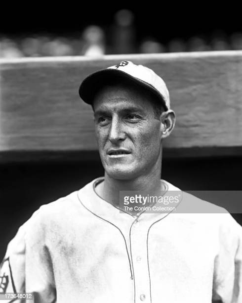 A portrait of William J Sweeney of the Boston Red Sox in 1930