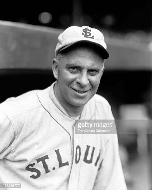 A Portrait of William L Killefer of the St Louis Browns in 1927