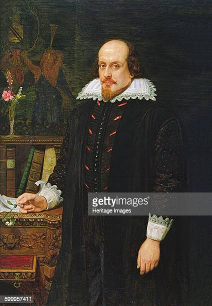 Portrait of William Shakespeare 1849 Found in the collection of Manchester City Art Gallery Artist Brown Ford Madox