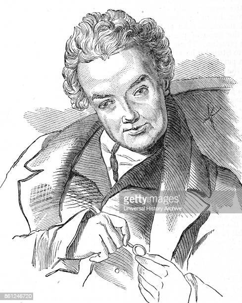 Portrait of William Wilberforce an English politician, philanthropist, and a leader of the movement to eradicate the slave trade. Dated 19th Century.
