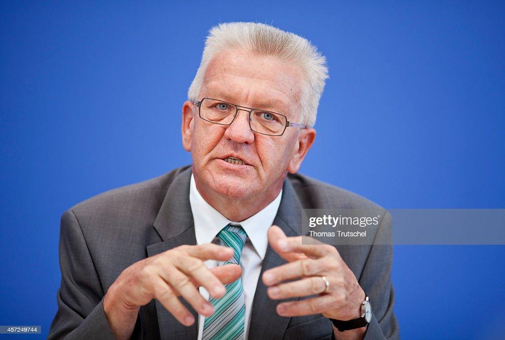 Minister Kretschmann