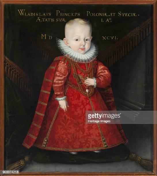 Portrait of Wladyslaw Vasa son of King Sigismund III of Poland Found in the Collection of Monasterio de las Descalzas Reales Madrid