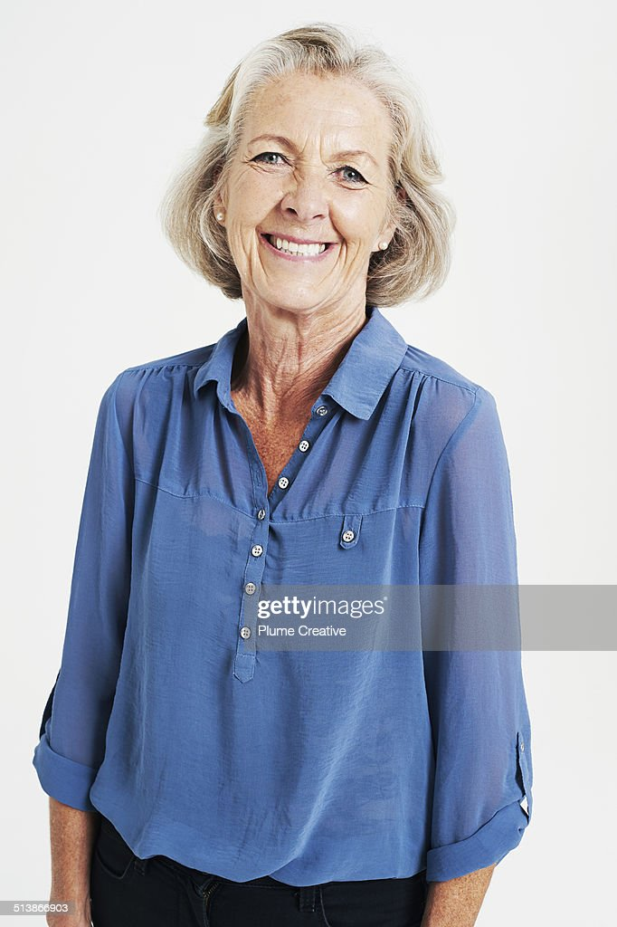 Portrait of woman : Stock Photo
