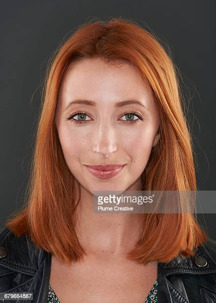 portrait of woman - straight hair stock pictures, royalty-free photos & images
