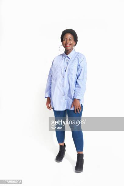 portrait of woman smiling - business casual stock pictures, royalty-free photos & images