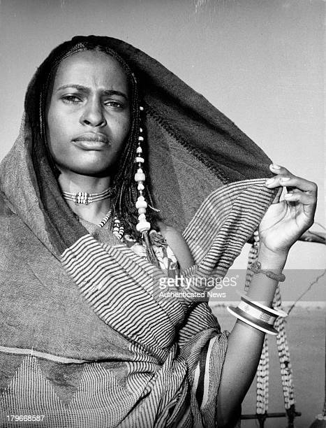 A portrait of women in Sudan 1972