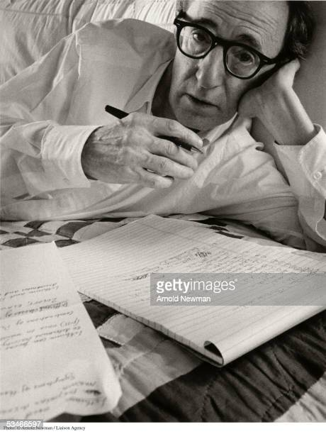 Premium Rates Apply. Minimum rate $500 USD. 366728 01: Portrait of Woody Allen, American auteur, November 7, 1996 in New York City. Allen is best known for such acclaimed films as 'Annie Hall' and 'Hannah and Her Sisters.'