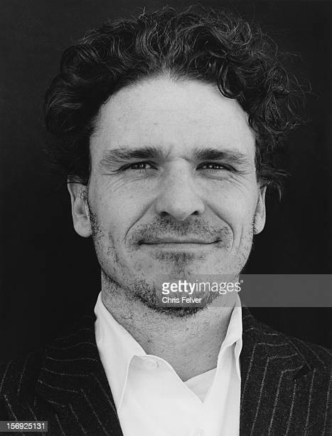 Portrait of writer Dave Eggers San Francisco California 2008