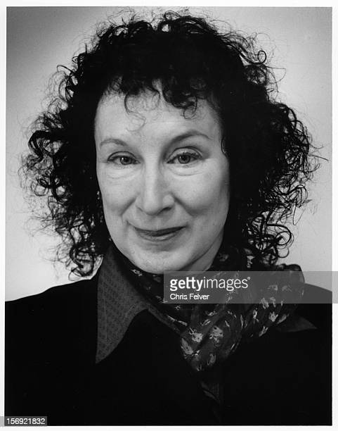 Portrait of writer Margaret Atwood New York New York 2001