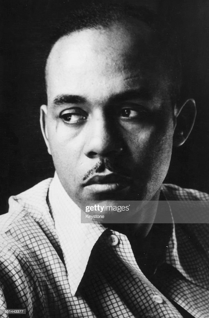 Ralph Ellison : News Photo