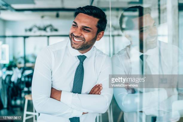 portrait of young businessman - chief executive officer stock pictures, royalty-free photos & images