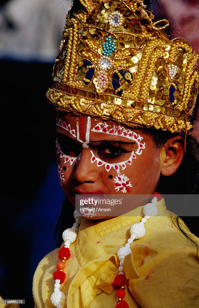 Portrait Of Young Girl High-Res Stock Photo - Getty Images