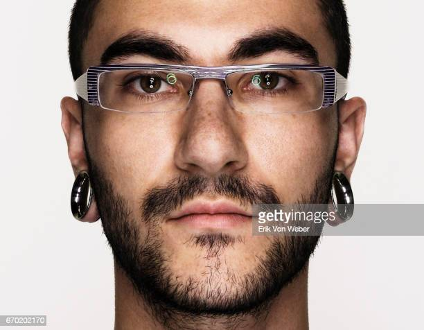 portrait of young israeli man - israeli ethnicity stock pictures, royalty-free photos & images