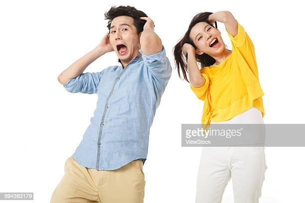 頭を掻く ストックフォトと画像 Getty Images